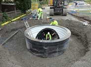 Flexible and reliable Infra Culvert saves time, money and the environment